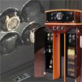 Коллекция Шкаф для часов 31 наименование стоимостью от 50000 до 116000000 руб. Роскошная отделка и высокое качество  шкафов для подзавода и хранения часов из коллекции Buben&Zorweg порадует любого ценителя механических часов. Функциональность и долговечность, в сочетании с эксклюзивной отделкой и авторским дизайном  – неоспоримые преимущества шкафов для часов Buben&Zorweg. Встроенный модуль для подзавода часов с сенсорным управлением – гарантия удобства и точности работы. В коллекции есть уникальные модели, сделанные в единственном экземпляре.