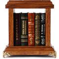 Коллекция Подарочные издания Миниатюрные библиотеки 8 наименований стоимостью от 9800 до 41900 руб.