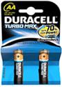 DURACELL LR6 TURBO (2шт.)