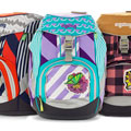 Коллекция Школьные рюкзаки 29 наименований стоимостью от 3490 до 15490 руб.