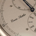Коллекция Часы 20 наименований стоимостью от 112000 до 4742000 руб. Элитные интерьерные часы Erwin Sattler ценятся не только за потрясающие до глубины души совершенство и качество или почти абсолютную эксклюзивность. Но и за то, что Эрвин Саттлер — единственный, кто продолжает сегодня средневековые традиции небольших семейных предприятий, где мастера создавали штучные вещи и передавали свое искусство от отца к сыну