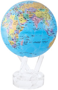 Mova Globe MG-6-BOE