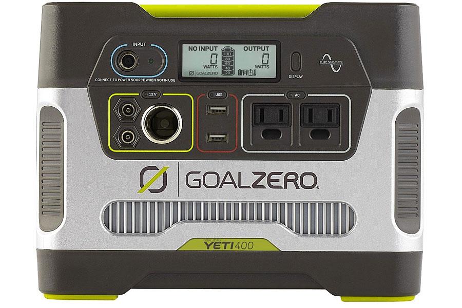 GoalZero Yeti 400