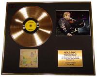 Gold Discs ELTON JOHN