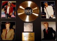 Gold Discs ROD STEWART