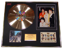 Gold Discs THE BEATLES 3
