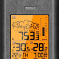 Коллекция Домашние цифровые метеостанции 21 наименование стоимостью от 1962 до 26990 руб. Высокоточные барометры и погодные метеостанции - безошибочный ориентир в мире природных явлений. Теперь подробная метеорологическая сводка на ближайшие сутки всегда в зоне доступа. Вне зависимости от перманентных колебаний термометра, точные показания прибора позволяют оставаться в курсе реального положения дел. Подключив внешние датчики устройства, вы получаете возможность отслеживать климатический диапазон сразу нескольких помещений.