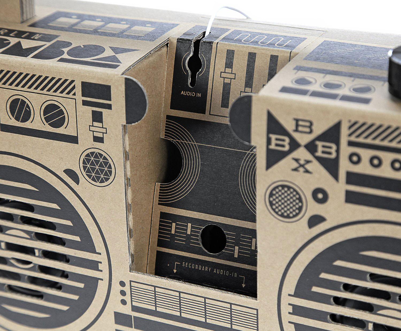 MODERN Berlin Boombox