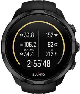 Suunto Spartan Sport Wrist HR All Black