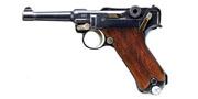 GUN Люгер обр. 1908 г.