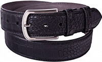 Vasheron 34056/4-N.Croco Black