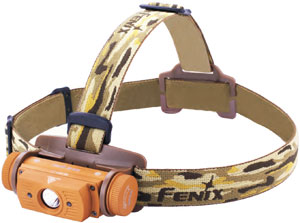 Fenix HL60R Desert Yellow