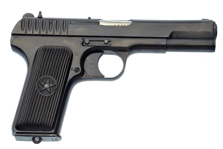 GUN Тульский Токарев