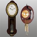 Коллекция Настенные часы с маятником 34 наименования стоимостью от 2800 до 11990 руб. Когда-то символизирующие быстротечность времени, сегодня эти часы демонстрируют скорее победу классических ценностей над сиюминутными модными веяниями. В стильной коллекции настенных часов с маятником вы подберете превосходный подарок для сторонников классических традиций.